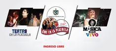 LIMA VAGA: Teatro, cine y música en la Plazuela de las Artes ...