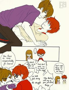 Immagine di 707, mystic messenger, and unknowns //// but but now i ship it Vanderwood and Saeran ♡♡♡