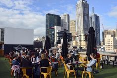 Melbourne Insider: Rooftop Bar Walking Tour FEB 26, MARCH 5, 2