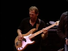 Rocco Prestia - Bassist for Tower of Power. Famous for his finger style funk - rapid fire, staccato sixteenth notes that drive the funk of Tower of Power.