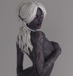G'Nevrah by ShadowstarArt