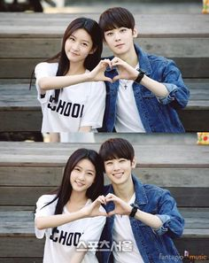 Eunwoo is so adorable omg