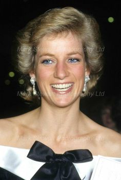 Princess Diana 1989