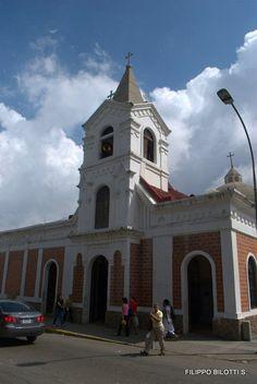 MIRANDA. Municipio Guaicaipuro. Los Teques.Iglesia Nuestra Señora del Carmen