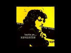 Roy Brown 1971 - Basta ya, revolución - YouTube Youtube, Youtubers, Youtube Movies