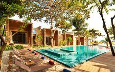 Paradee Resort & Spa Hotel, Koh Samet, Thailand.