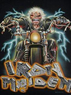 Eddie-Iron Maiden.........