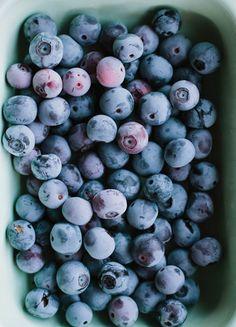 Blueberry Lemon and Quinoa slice