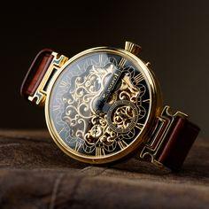 Luxury skeleton Monopol swiss skeleton Marriage wristwatchSwiss watch menbuy skeleton watch old antique watchskeleton watches Women's Skeleton Watch, Skeleton Watches, Women Skeleton, Fossil Watches, Cool Watches, Men's Watches, Fashion Watches, Swiss Army Watches, Vintage Pocket Watch