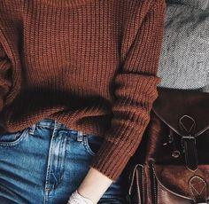 ♡can't wait for sweater weather Looks Street Style, Looks Style, Looks Cool, Style Me, Fall Winter Outfits, Autumn Winter Fashion, Winter Stil, Look Plus, Winter Mode