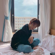Image about kpop in The Boyz by 𝓛 on We Heart It Changmin The Boyz, Chang Min, Eric Nam, Asian Babies, Kpop Aesthetic, Rainbow Aesthetic, Kpop Boy, Dimples, Boyfriend Material