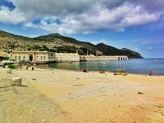 Favignana beach - Egadi Islands, Sicily