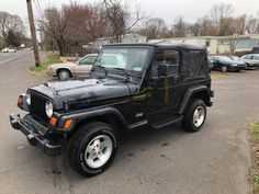 Jeep Newtown, Selling my 1999 Jeep Wrangler 4 cylinders 5 speed manual stick shift using aAndD miles. One owner Jeep is excellent. 1999 Jeep Wrangler, Jeep Cj, Jeep Wrangler Unlimited, Used Jeep, White Jeep, Appliance Repair, Andalusia, Jeep Cherokee, Car Cleaning