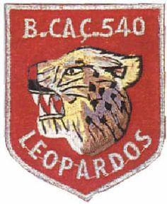 Batalhão de Caçadores 540 Angola