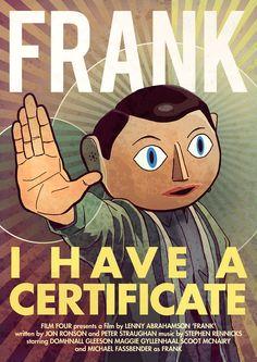 frank pelicula michael fassbender - Buscar con Google