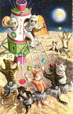 Mainzer Cats