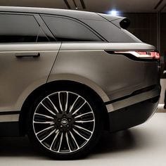 Velar detail via Cool Hunting