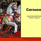 The Houghton Mifflin Reading, Grade 2, Carousel Common Core Standards resource is a teacher resource that supports both the Houghton Mifflin Readin...