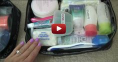 [VIDEO] How to Pack a Suitcase (plus a super organized ZUCA bag) - www.alejandra.tv