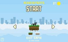 Animal Run a fun fast paced run game with cool looking pixel art. Jump from platform to platform and stay in the screen. Collect and earn coins to unlock new animals and complete the achievements! Download here! https://play.google.com/store/apps/details?id=com.xtasestudios.AnimalRun Read more: http://www.indiegamemag.com/forums/showthread.php/3347-FREE-AnimalRun#ixzz2xkQdlgnK  Follow us: @Toby Mayer Hoover on Twitter