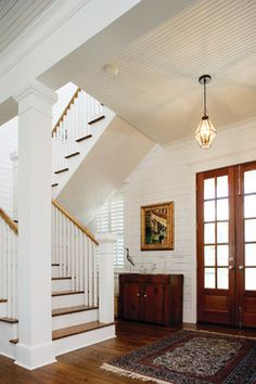 Structures Building Company - traditional - entry - charleston - by Structures Building Company