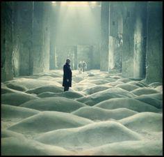 from the film,  Stalker (Сталкер) by Andrej Tarkovskij