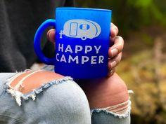 Happy Camper Night Sky Mug Happy Campers, Night Skies, Scene, Sky, Mugs, Accessories, Heaven, Heavens, Tumblers
