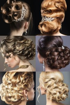 Still Hunting For The Great Hair Do For Your Wedding Ceremony And Party? Get Excited By These Types Of Beautiful Styles Which Will Leave Any New Bride Tressed To Impress ! Unique Wedding Hairstyles, Hairdo Wedding, Great Hairstyles, Modern Hairstyles, Beautiful Hairstyles, Bridal Hairstyles, Hair Images, Hair Pictures, Wedding Hair Inspiration