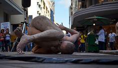 O Festival Internacional de Teatro de Rua de Porto Alegre, que acontece de 6 a 16 de abril, tem inscrições abertas para artistas ou grupos. O evento acontece em diversos pontos da cidade.