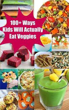100 Ways Your Kids Will Actually Eat Vegetables - Beauty Through Imperfection