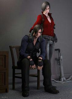 Ada & Leon