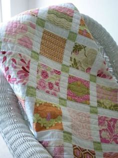 Lucky Charm Quilt - A Spoonful of Sugar