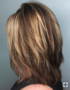 Layered Medium Length Hairstyles