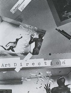 April Greiman | Art Direction cover [July 1978]