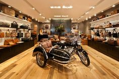 Interior Architecture by Guillermo Gomez Architect | Ghurka Flagship Store, NYC