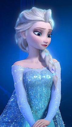 Elsa (kaltes Herz) - Animation für Ihr Mobiltelefon №1216473
