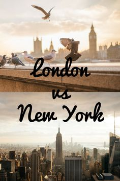 London New York Differences Travel Expat