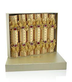 Harrods Romanov Luxury Christmas Crackers | Harrods