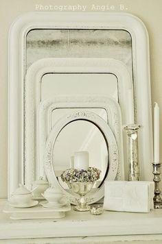Layered mirrors!
