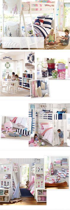 Decorating Girls Room & Girls Bedroom Design Ideas | Pottery Barn Kids