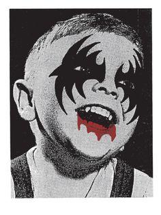 Kiss Boy by Print Mafia. Print from Art.com, $49.99
