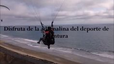 Parapente Montañita Ecuador Disfruta de un vuelo en parapente lleno de adrenalina y aventura, con instructores certificados y con experiencias , observando desde el cielo la naturaleza que nos rodea.