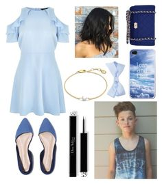 """""""Untitled #612"""" by tumblr-outfits12 ❤ liked on Polyvore featuring New Look, Missoma and Chanel"""