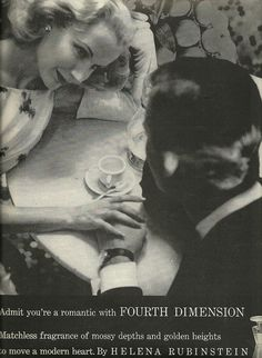 Helena Rubinstein Fourth Dimension 1959