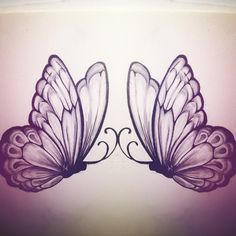 Butterfly tattoo drawing tattoos tattoos, tattoo drawings, t White Butterfly Tattoo, Butterfly Sketch, Butterfly Tattoo On Shoulder, Butterfly Tattoo Designs, Shoulder Tattoo, Tattoo Girls, Tattoo For Baby Girl, Girl Tattoos, Tattoo Baby