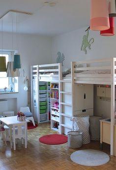 Was für neue Teppiche und weg mit den Tapetentieren?!?! Ikea Bedroom, Kids Bedroom Furniture, Cool Furniture, Bedroom Decor, Furniture Dolly, Furniture Outlet, Luxury Furniture, Antique Furniture, Furniture Design
