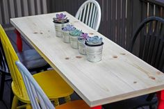 DIY The Perfect Table