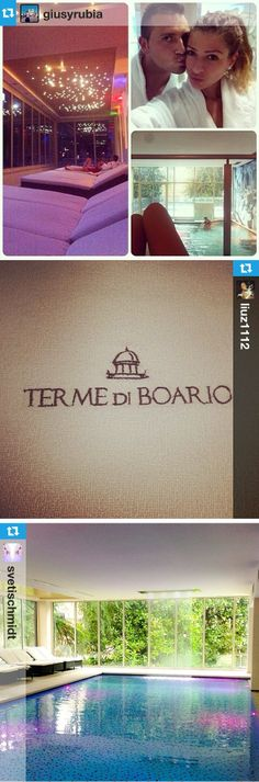 Siete veramente scatenati su #Instagram! continuate a caricare le vostre foto con #termediboario! Vi seguiamo!