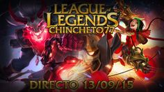 League of Legends - ¿Por qué tiene que coger a Bardo? - DIRECTO 13-sep-1...