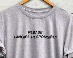 Please fangirl responsibly